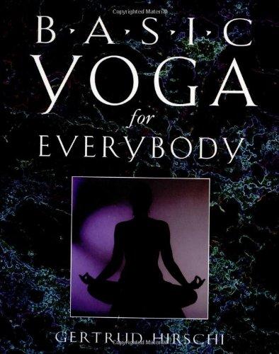 Basic Yoga for Everybody: 84 Cards with Accompanying Handbook