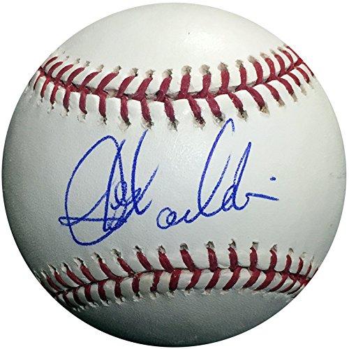 Joba Chamberlain Autographed 2009 Yankee Stadium Inauguration Season Baseball