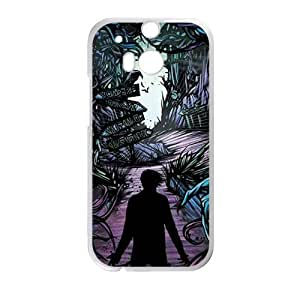 Malcolm Cool black man Cell Phone Case for HTC One M8