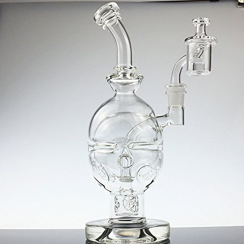 SCIENTIFIC TUBE 13-979 - QUANTUM WP RECYCLER CHEESE FABERGE EGG W/ CIRC PERC 10