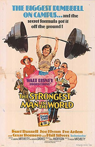 Strongest Man in the World - Authentic Original 27
