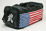 Expandable Martial Arts Bag, Taekwondo , Karate, MMA Equipment Bag, 14.5'' Height, 10''x 21.5''x 10''