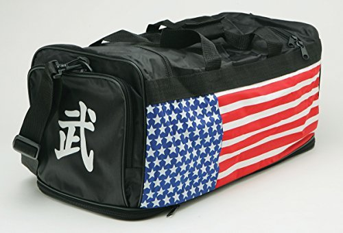 Expandable Martial Arts Bag, Taekwondo , Karate, MMA Equipment Bag, 14.5'' Height, 10''x 21.5''x 10''