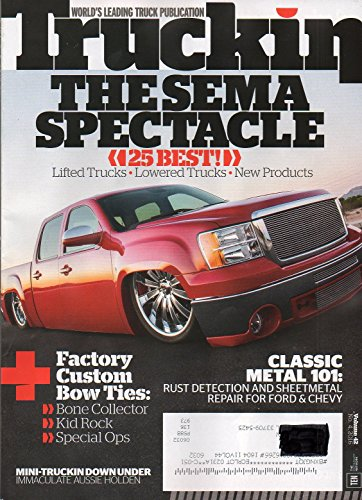 Truckin Vol 42 No 4 February 25 2016 Magazine WORLD'S LEADING TRUCK PUBLICATION 25 Best: Lifted Trucks, Lowered Trucks, New Products ()