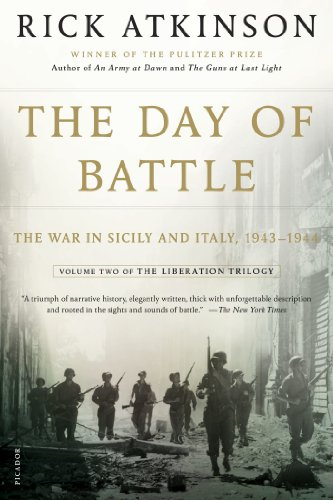 The Day of Battle: The War in Sicily and Italy, 1943-1944 (The Liberation Trilogy Book ()