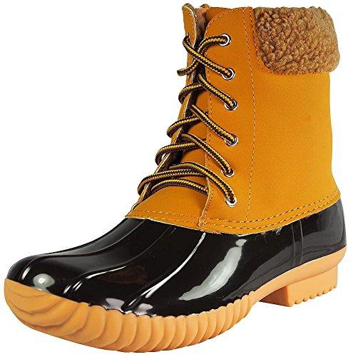 natures breeze rain boots - 4