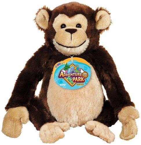 Webkinz Chimpanzee - Webkinz Adventure Series - Chimpanzee