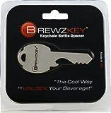 Brewzkey Stainless Steel Key Beer Bottle Opener TSA Approved
