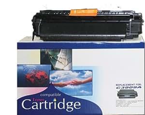 BAZIC BZ909A-1 Re-Manufactured Black Toner for HP C3909A, 1 Cartridge per Box