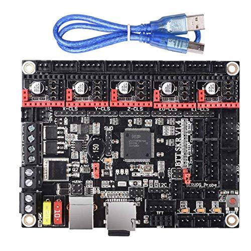 Motherboard voor 3D-printer, moederbord, 3D-32-bits printer moederbord, printer moederbord accessoires, 32-bits printer…
