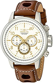 Invicta 16010 S1 Rally Stainless Steel Men's Watch