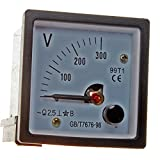 Mover Parts Panel Meter Voltmeter For Kama 99T1 300V 5KW Single Phase Diesel Generator Part