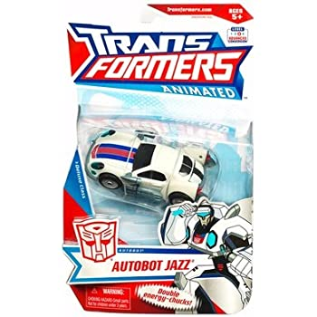 Transformers Animated Deluxe:Autobot Jazz