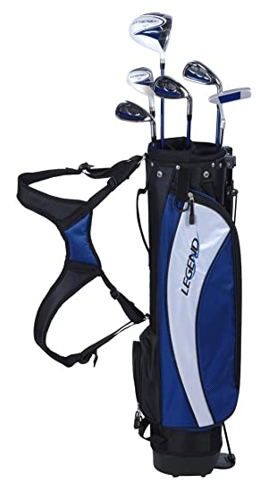 Legend Junior Golf Set - Set de palos de golf infantil con ...
