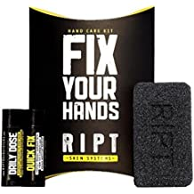 RIPT Skin Systems Hand Care Kit - 3 Phase Skin Reinforcement & Repair System