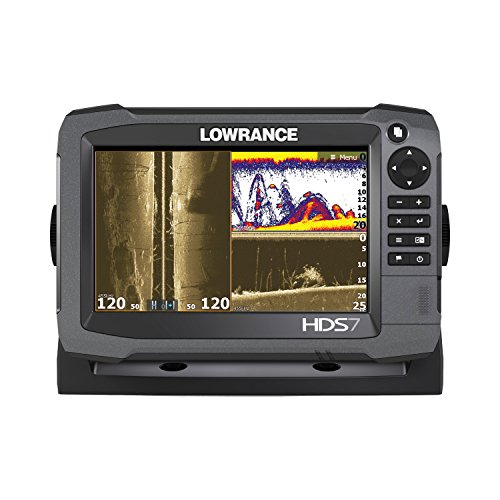 Lowrance 000-12914-001 HDS-7 Gen3 Med/High CHIRP...