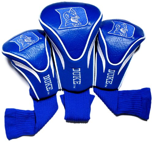 Duke Blue Devils Golf - NCAA Duke Blue Devils 3 Pack Contour Headcover