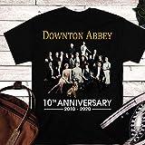 Downton Series Fictional 10th Anniversary 2010 2020 Customized Handmade T-Shirt Hoodie/Long Sleeve/Tank Top/Sweatshirt
