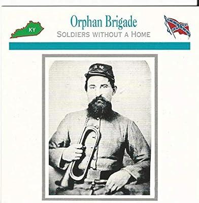1995 Atlas, Civil War Cards, 01.16 Orphan Brigade, 1st Kentucky, John Payne