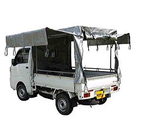 軽トラック用荷台幌セット(KH-7型SVU)