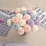 Sumn-Boutique-Artificial-Hydrangea-Flowers-10-PCS-Silk-Hydrangea-Flowers-Heads-with-Stems-Chrysanthemum-Ball-Flowers-Bouquets-Bulk-for-Wedding-Bouquets-Centerpieces-Arrangements-Party-Home-Decor
