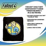 JUST FUNKY Fall-BL-7283-Jfc Fall Out Pip Boy Fleece