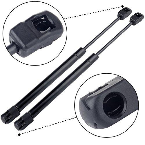 Lift Supports,ECCPP Front Hood Lift Support Struts for 2008-2012 Dodge Challenger,2005-2010 Dodge Magnum,2005-2010 Chrysler 300,2005-2010 Dodge Charger Set of (Dodge Magnum Weight)