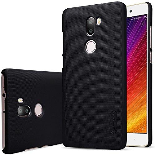 SMTR® Xiaomi Mi5S Plus Funda, Calidad premium Cubierta Slim Armor Funda +1 film Protector de pantalla para Xiaomi Mi5S Plus Smartphone,(negro)