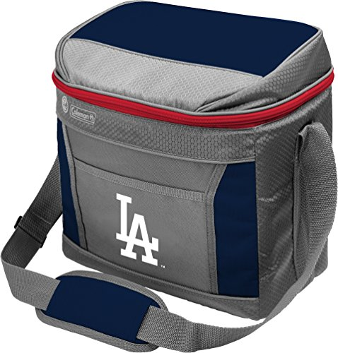 MLB Unisex Coleman 24 Hour - 16 Can Soft Sided Cooler for sale  Delivered anywhere in USA