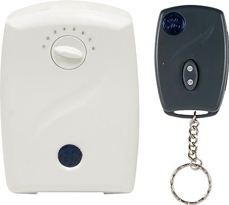 Amazon.com: GE Indoor Outlet receptor con llavero Mando a ...