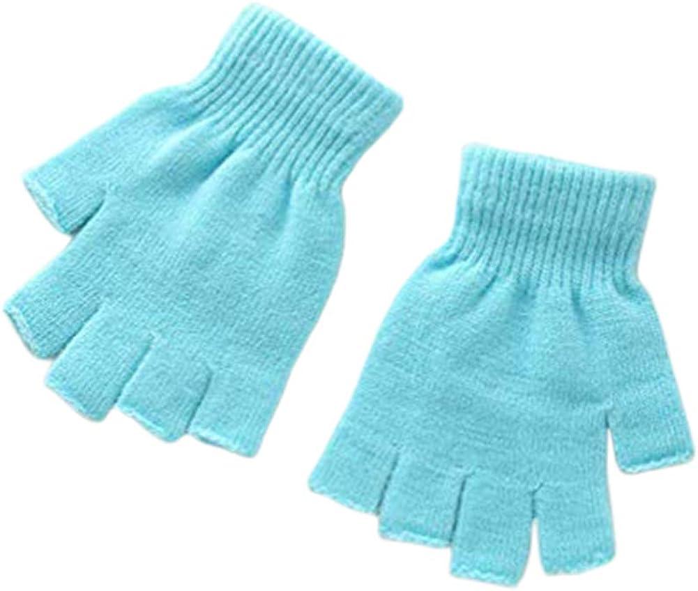8 Pairs Fingerless Knit...