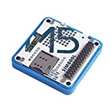 arduino gsm modul - MakerFocus M5Stack ESP32 Development Board GSM/GPRS SIM800L Module Stackable IoT with MIC, Antenna and 3.5mm Headphones Jack for ESP32 Arduino Development Board