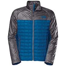The North Face Men's Thermoball Remix Jacket, Men's XX-Large, Snorkle Blue/Grey