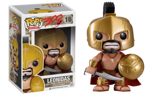 Funko Pop Movies Vinyl Figure - King Leonidas