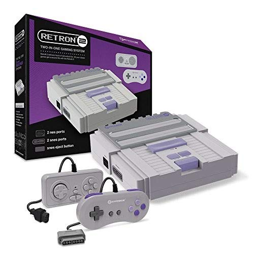 Hyperkin RetroN 2 Gaming Console for SNES/ NES -