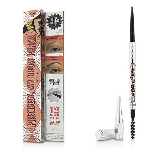 Benefit Precisely My Brow Pencil (Ultra Fine Brow Defining Pencil) - # 5 (Deep) 0.08g/0.002oz