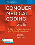Medical Coding Lab for Conquer Medical Coding 2018www.MedicalCodingLab.com    Instant Access: 978-0-8036-6941-3Access Card: 978-0-8036-6943-7                  Learn. Practice. Apply.                       Conquer Medical Coding           and Medic...