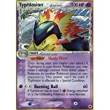 Pokemon - Typhlosion δ (12) - EX Dragon Frontiers - Holofoil