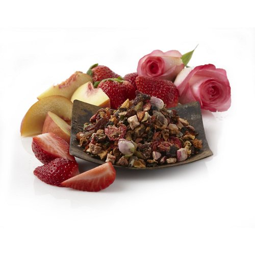 Teavana Strawberry Blush/Peach Tranquility Loose-Leaf Tea Blend, 4oz -  31325-004