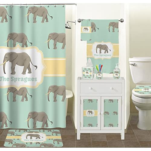 Elephant Toilet Seat Decal - Elongated (Personalized) 60%OFF