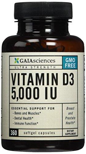 Sciences Vitamin Cold Pressed GMO Free Softgels