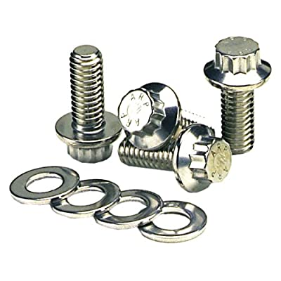 ARP 4373002 Stainless Steel Rear End Cover Bolt Kit: Automotive