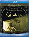 Cover Image for 'Coraline (2 Disc Collector's Edition)'