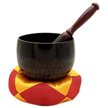 Amazon.com: DPPAN - Juego de cuencos tibetanos, menta ...