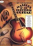Masters of the Plectrum Guitar, William Bay, 0786602678