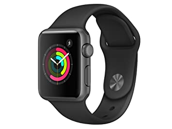 Apple Watch Series 1 OLED GPS (satélite) Acero Inoxidable Reloj Inteligente: Amazon.es: Electrónica