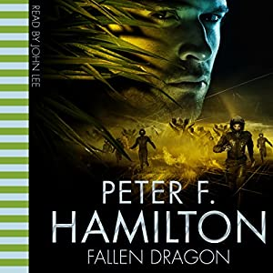 Fallen Dragon Audiobook