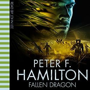 Fallen Dragon Hörbuch