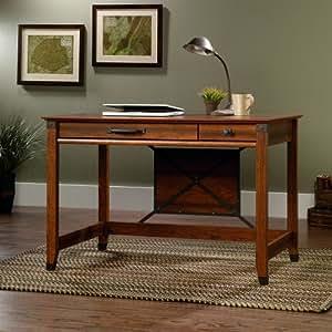 Amazon Com Sauder Carson Forge Writing Desk Washington