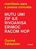 Manifesto Para a Poesia Concreta